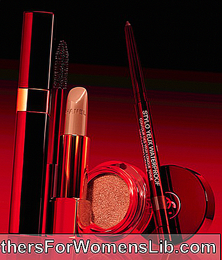 Collection Le Rouge N° 1 de Chanel