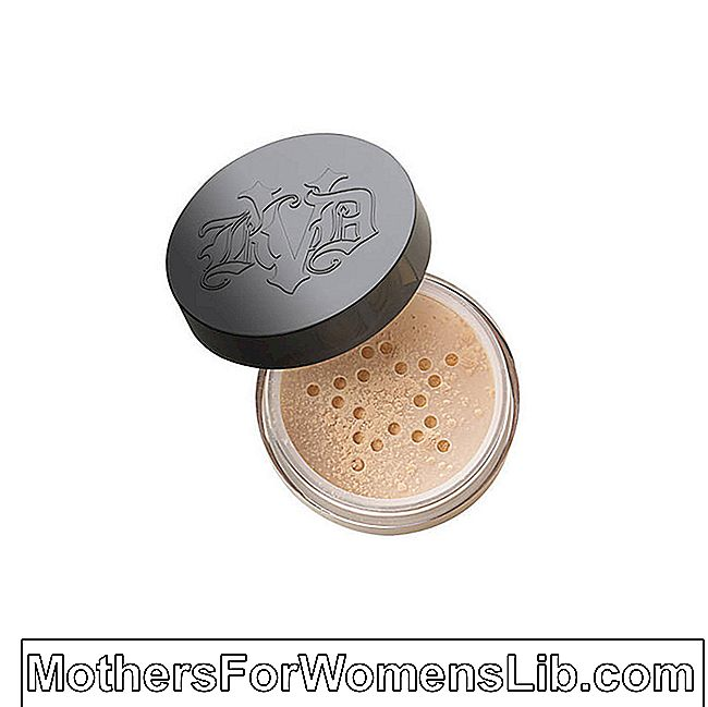 KVD Brightening Powder Container PETAL