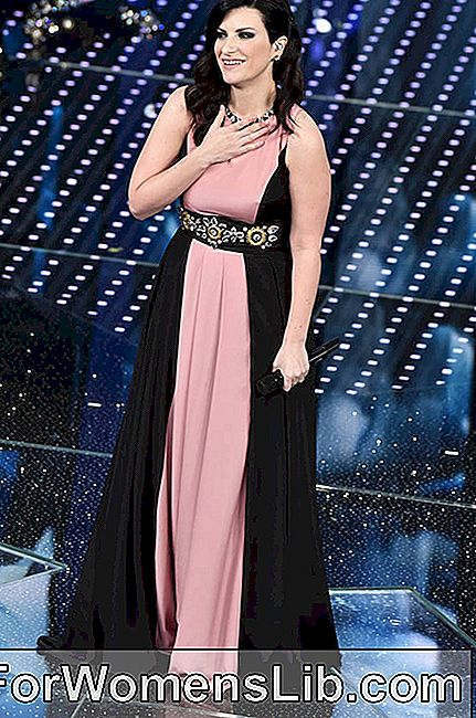 Look total de Laura Pausini