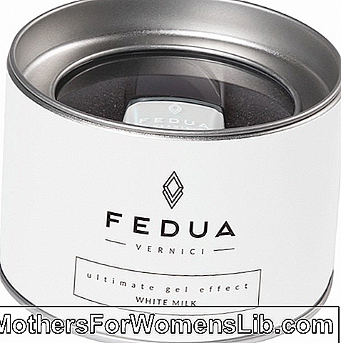 Ultimate Gel Effect, White Milk, de Fedua