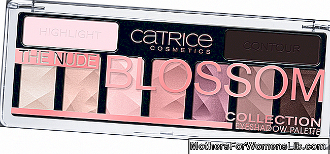 Catrice Palette Nude Bloom