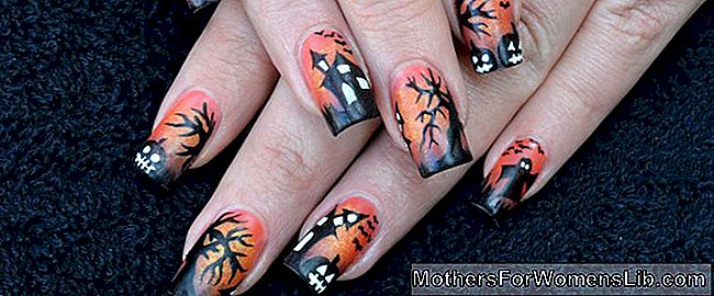 2019 Halloween Nails: noticias, ideas y videos tutoriales: nails