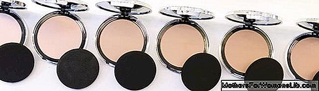 Pupa i Compact Foundation Powder Effect Natural Opaque