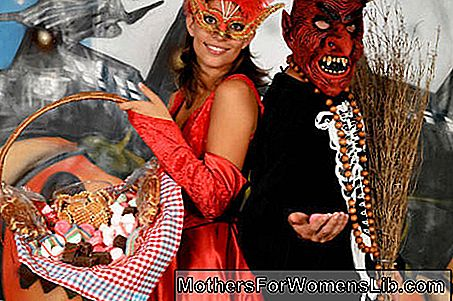 Costumes de couple pour Halloween | Paire de petits diables | PHOTOS