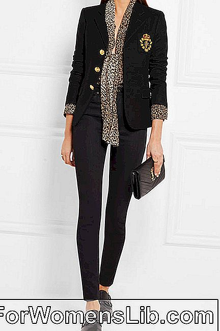 Blazer Saint Laurent