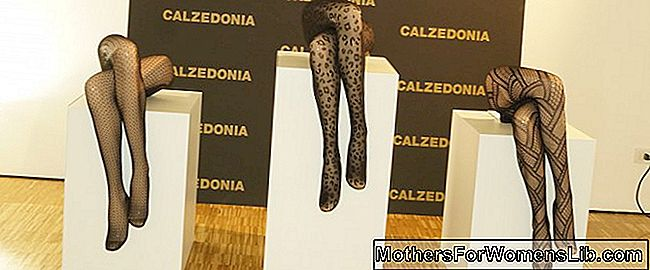 Calzedonia Fall Χειμώνας 2018-2019: νοσταλγία της δεκαετίας του '80 ανάμεσα σε ζώα, λάμψη και τόξα: 2018-2019