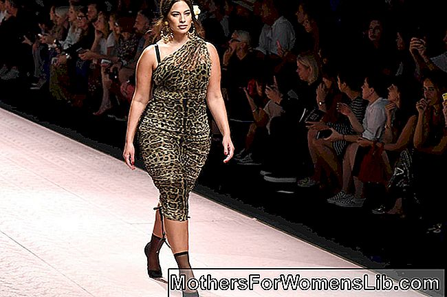 Ashley Graham para Dolce y Gabbana