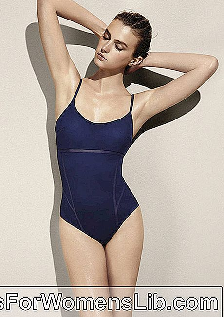 Collection La Perla, costumes de mer 2015 | Maillot de bain une pièce Kosmos | PHOTOS