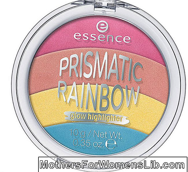 Prismatic Rainbowglow Highlighter Essence