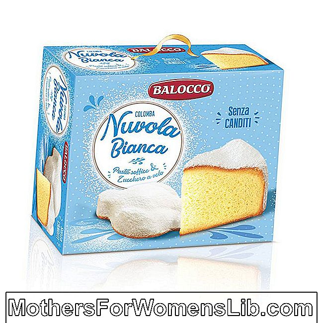 Colomba Nuvola Bianca Balocco