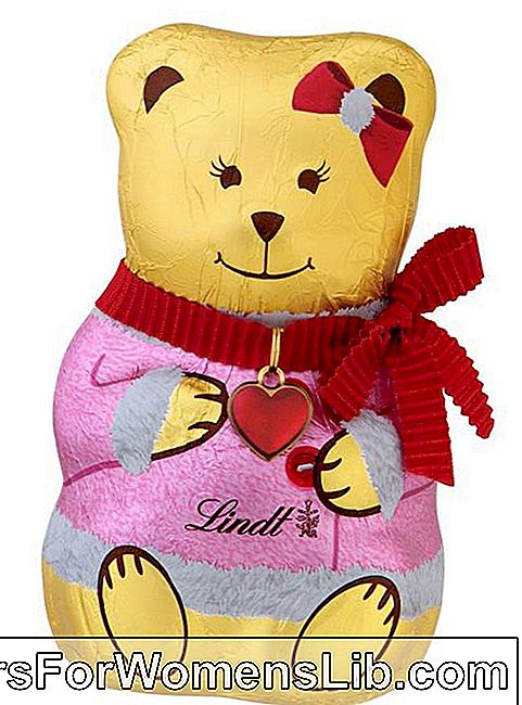 Lindt Christmas Bear