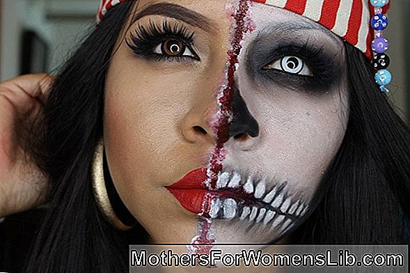 Make Up Carnival: video tutorial del vampiro muerto