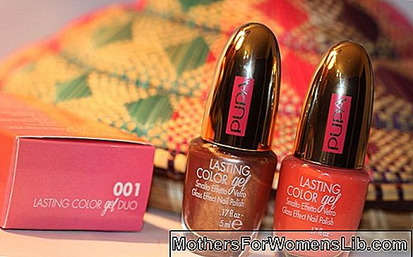 Esmaltes Pupa y Lasting Color Gel Duo