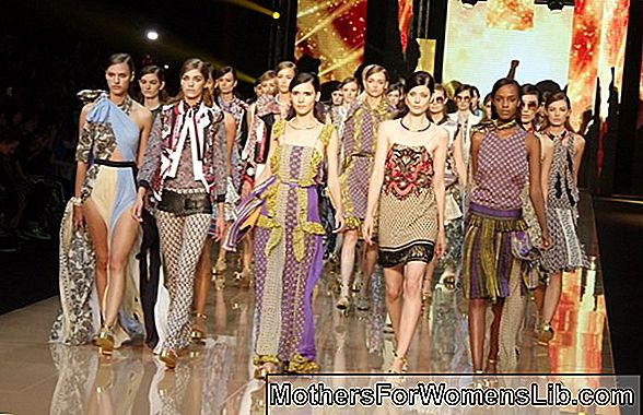 Milan Fashion Week 2019/2019: el desfile Just Cavalli.