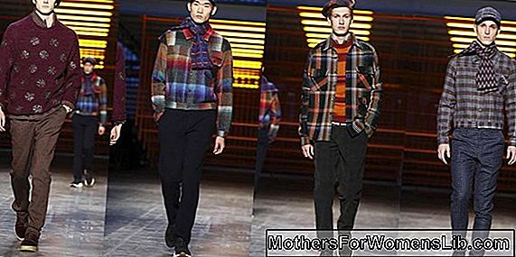 Milan Fashion Week 2019/2019: el desfile de Missoni.