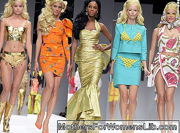 Moschino, Barbie y todos los COP encontrados por Jeremy Scott (para vender)