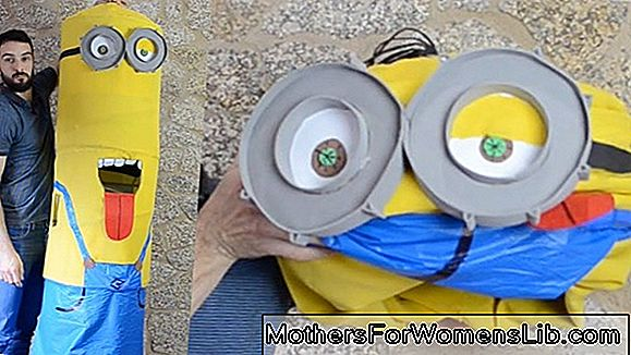Disfraz de minion para carnaval, video tutorial.