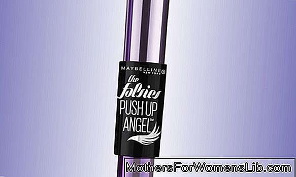 Mascara The Falsies Push up Angel de Maybelline New York: para pestañas magnéticas