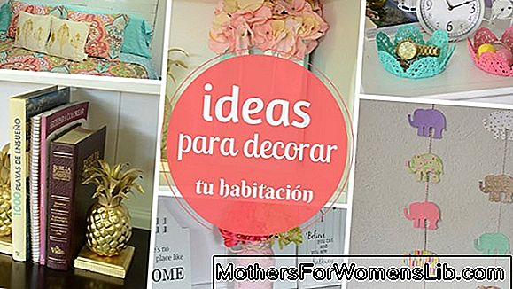 Ideas para decorar tu habitación.