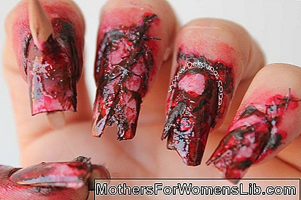 2019 Halloween Nails: noticias, ideas y videos tutoriales