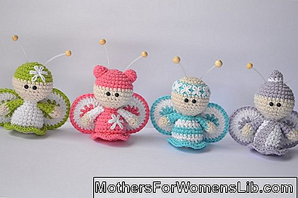 Tutorial: crochet color huevo de pascua.