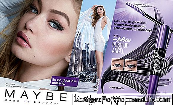 Mascara The Falsies Pick up Angel Maybelline New Yorgis: magnetiliste ripsmete jaoks