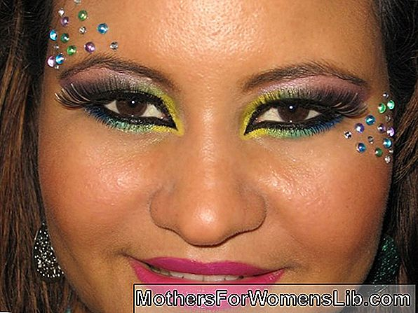 Make Up Carnival: Tiikeri-meikki