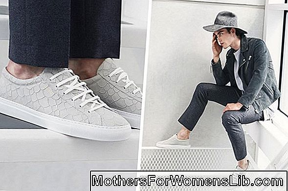 Chaussures Axel Arigato Automne Hiver 2019/2019, baskets je t'aime!