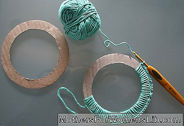 Tutoriel: manique en crochet