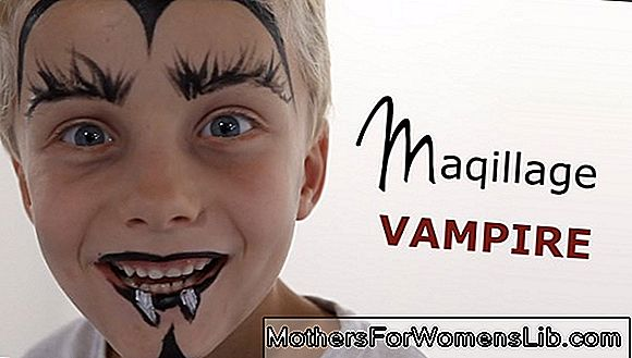 Comment faire le costume de vampire pour Halloween