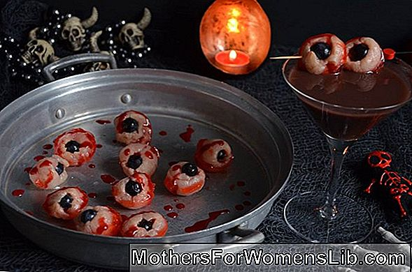Finger Food pour Halloween
