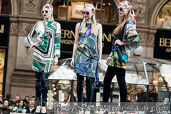 Milan Fashion Week: alle tredje dagers fashion show