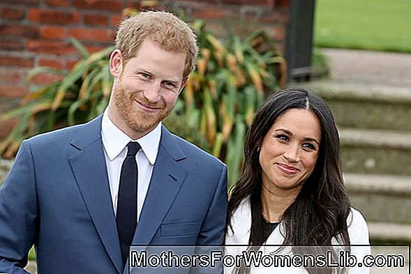 Menu en cursussen van Harry en Meghan's Royal Wedding