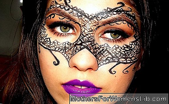 Make Up Carnival: maquiagem de tigre