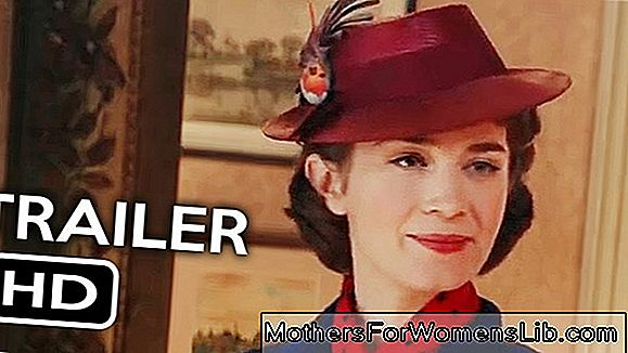 Mary Poppins se vrne | Mary Poppins teaser trailer 2 VIDEO | Plot in ko pride film