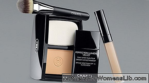 Chanel make up Božič 2019, kolekcija Rouge Noir