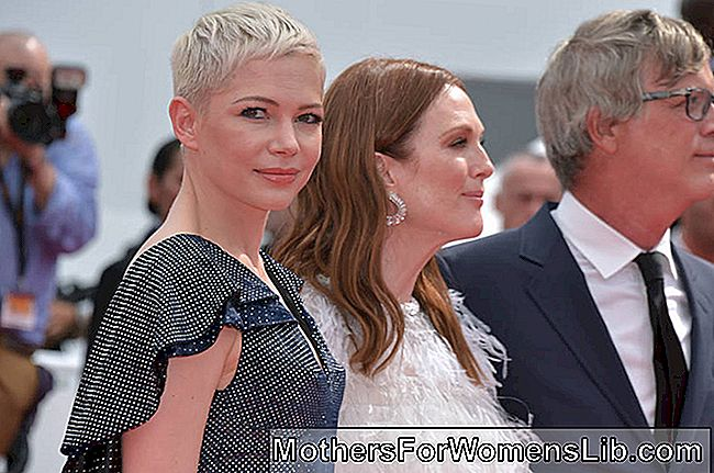 Mirada de Michelle Williams