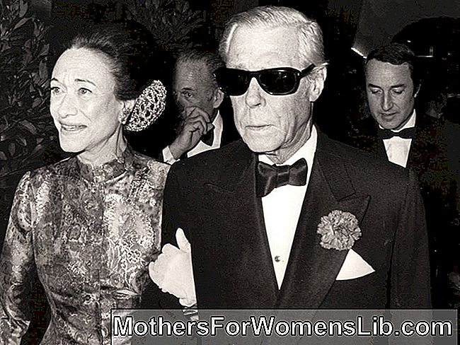 Wallis Simpson et Edward VIII