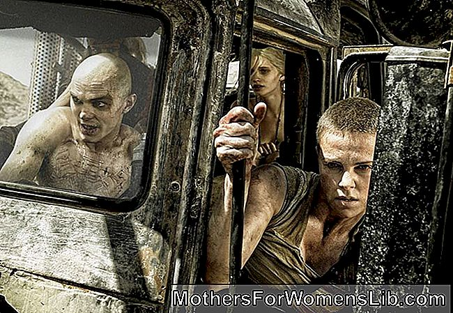 Mad Max Fury Road - najboljši film