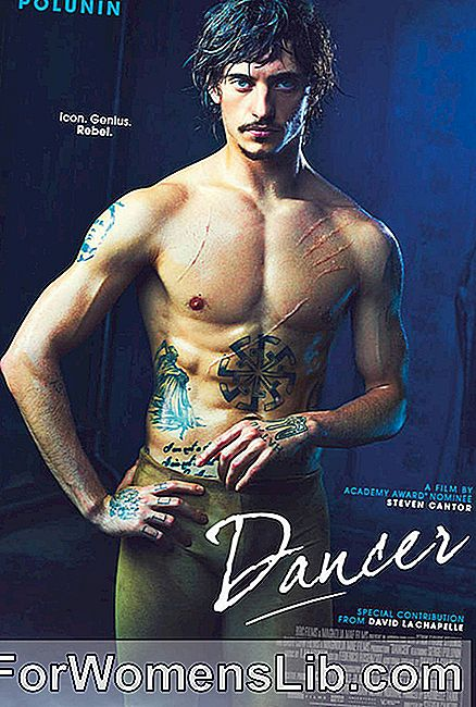 Polunin Dancer-julisteessa