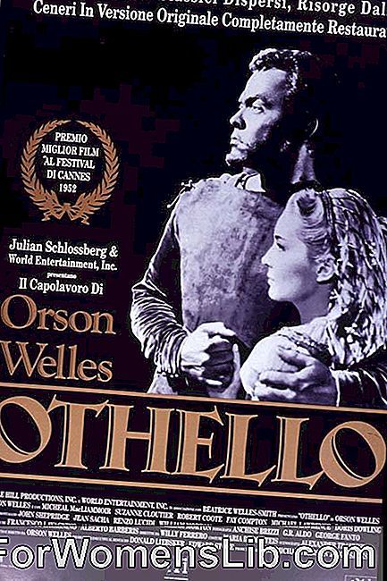 Othello de Orson Welles, 1952