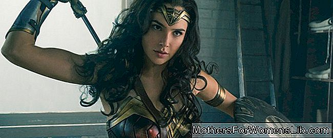 Wonder Woman: plot en review van de film met Gal Gadot: wonder