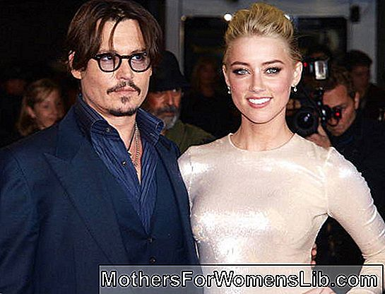 Amber kuuli Johnny Depp